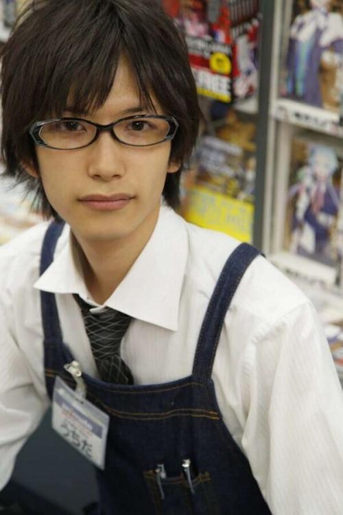 日本帅哥生活照片