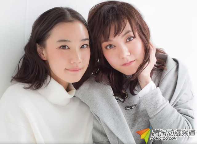 《花与爱丽丝》新作苍井优×铃木杏访谈